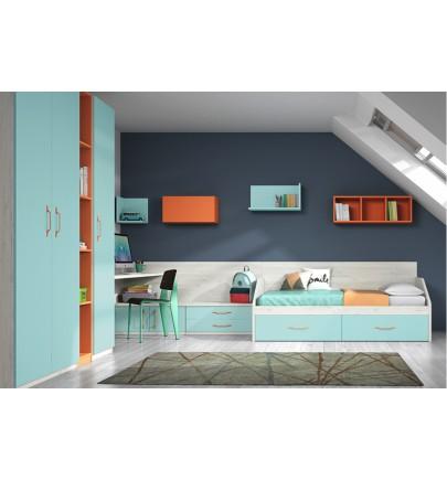 Dormitorio Jade